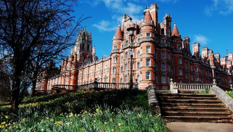 Royal_Holloway_by_DieFotologen