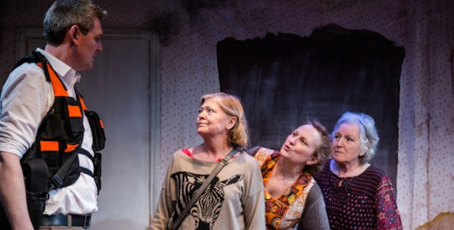 Animal Production Photos at Theatre 503